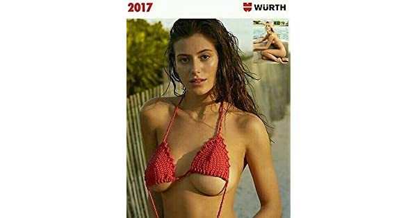 Amazon.com: © ORIGINAL WURTH / WÜRTH CALENDAR 2017 LIMITED ...