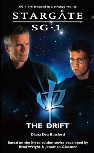 Books : STARGATE SG-1: The Drift