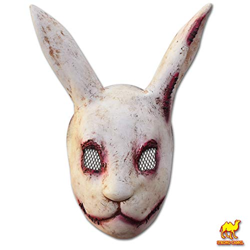 Strong Camel Latex Animal Head Mask Deluxe Novelty alloween Costume Party Rabbit Mask -
