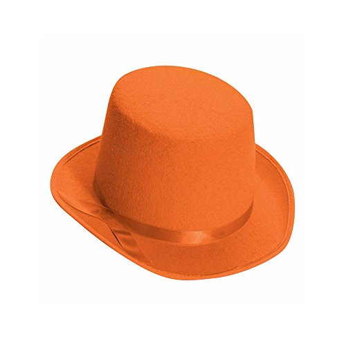 Dumb And Dumber Hat (Unisex Deluxe Top Hat in)
