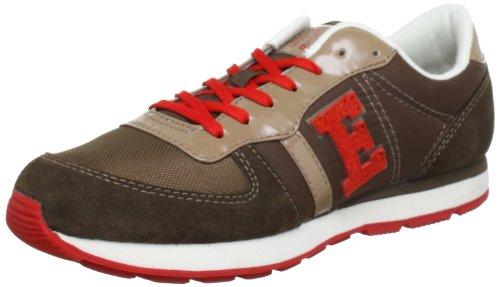 ESPRIT Kivu-e Vernice P13155 Damen Sneaker Braun (nougat 211)