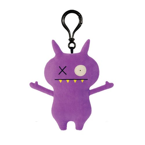 Gund Uglydoll Clip On Handsome Panther  4 3  Plush