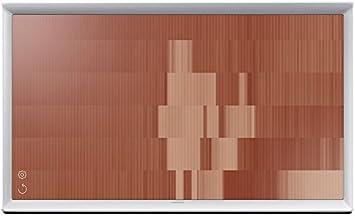 Samsung Serif TV Mini ue24l S001 A Blanco LED televisor con 61 cm (24 Pulgadas) Diagonal de la Pantalla: Amazon.es: Electrónica