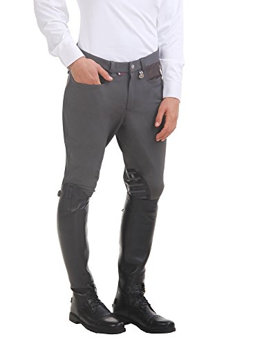 (TuffRider Men's Oslo Knee Patch Breeches )