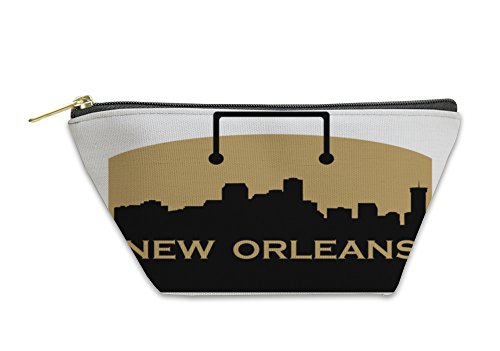 Gear New Accessory Zipper Pouch, New Orleans Shopping, Small, - Orleans New Center Shopping