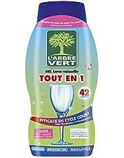 L'arbre vert Gel Lave-Vaisselle Machine 42 Lavages