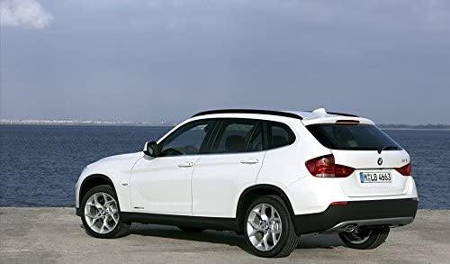 BMW X1 (102x60 cm \ 41x24 inch) Poster Seda Cartel High ...