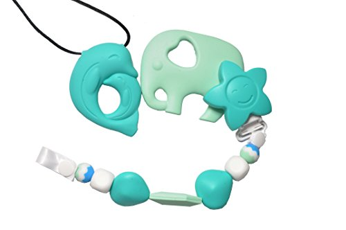 BabifyHQ Silicone Teething Pacifier Approved product image