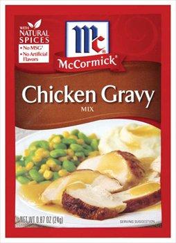 > McCormick Chicken Gravy Mix 0.87 oz (Pack of 12)