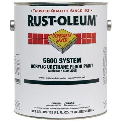 Rust-Oleum 261118 1 Gal. Floor Paint Safety Green