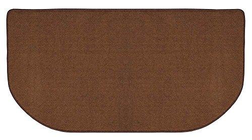 Uniflame Chocolate PP Hearth Rug, (Floor Hearth Protector)