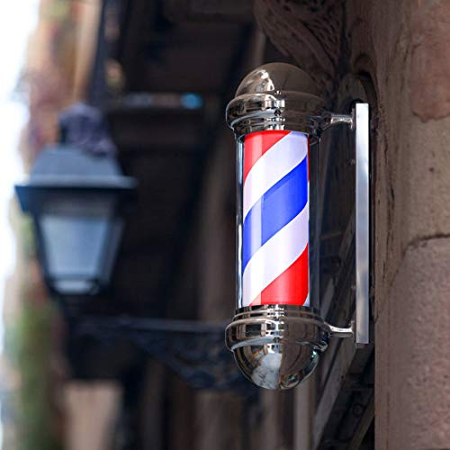 - Barber Pole Light Sign 30