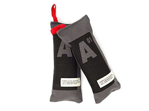 Aire Charcoal Purifying Bag (Small) - Basics Bamboo