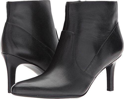 Naturalizer Women's Nadine Black Leather 7.5 W US by Naturalizer