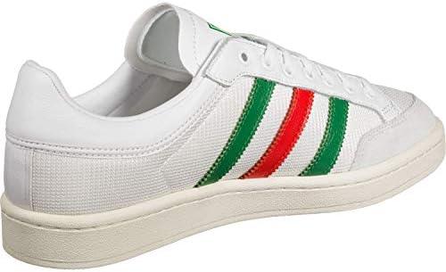 adidas Chaussures Basse Americana - Blanc/vert/rouge, 44 EU