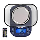 AccuWeight 255 Mini Digital Weight Scale for School