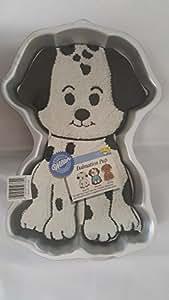 Amazon.com: Wilton Dalmation Pup Puppy Dog Cake Pan (2105