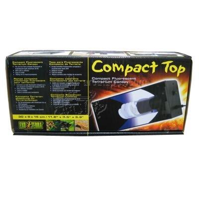 Exo Terra Compact Top Terrarium Canopy ()