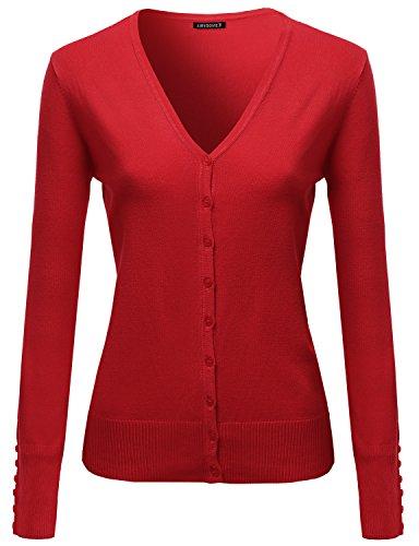 Awesome21 Womens Basic Sweater Cardigans product image