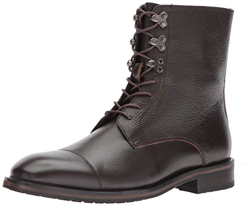English Laundry Men's Eaton Boot, Brown, 8 M US