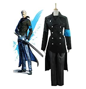 Devil May Cry 5 Vergil Cosplay Costume Size XS