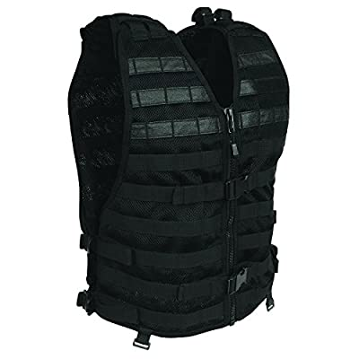SOG Tactical Utility Vest MOLLE Equipped Heavy Duty