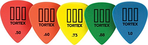Dunlop Tortex Sharp Guitar 12 Pack product image