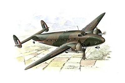 Special Hobby C60 Lodestar Med Range Transport Aircraft Model Kit (1/72 Scale)