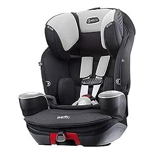 Evenflo Safemax 3 In 1 Booster Car Seat - Multi Color