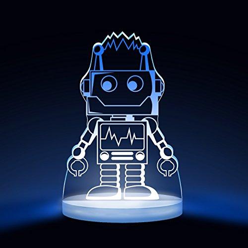 rainbow robot - 5