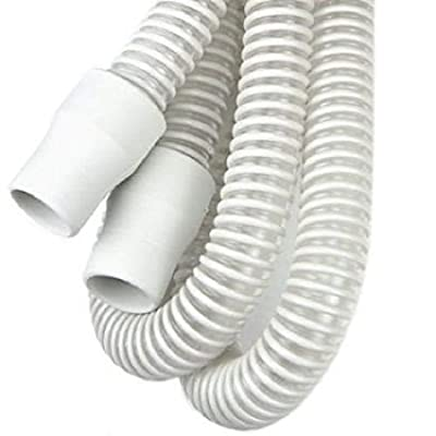 """FACTORY-SEALED 6 Foot 72"""" CPAP AIR BIPAP FLEXIBLE TUBING HOSE TUBE By USA_Best_Seller"""