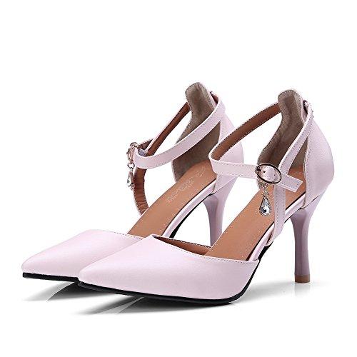 Compensées Sandales Compensées Femme BalaMasa Rose BalaMasa Sandales Rose Femme BalaMasa qfnH7wpxat