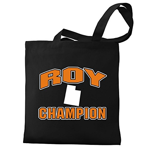 Roy champion Eddany champion Tote Bag Roy Eddany Canvas CZqnZS
