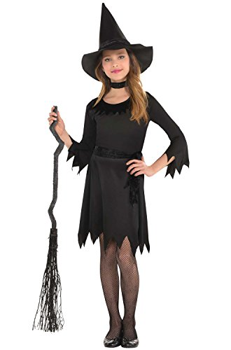 Girl's Lil Witch Costume - XL -