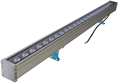 RSN LED 24W Linear Bar Light Cool White 6000K Outdoor Wall Washer IP65 Waterproof 2 Years Warranty