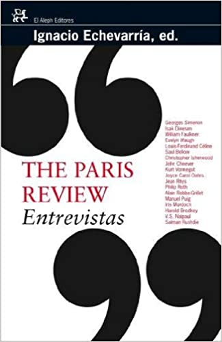 The Paris Review: Entrevistas - VV AA