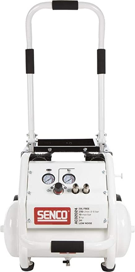 Senco Ac32024 Leiselauf Kompressor Baumarkt