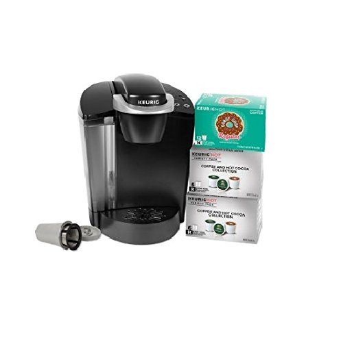Cheap Keurig® K50C Coffee Maker with My K-Cup® Reusable Coffee Filter and 24 K-Cup® Pods