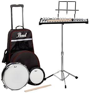 pearl pl900c educational kits snare bell kit musical instruments. Black Bedroom Furniture Sets. Home Design Ideas