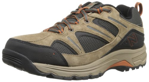 Country Walking Shoe - New Balance Men's MW759 Country Walking Shoe,Brown,8.5 2E US