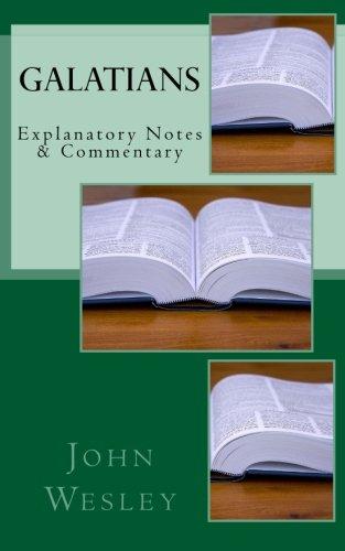 Download Galatians: Explanatory Notes & Commentary pdf epub