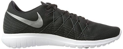 Nike Men's Flex Fury 2 Competition Running Shoes Black (Black/Metallic Cool Grey-anthracite-cool Gry) YtsmpRG