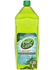 Pine O Cleen Antibacterial Disinfectant Liquid, 1.25L, Eucalyptus, Eucalyptus
