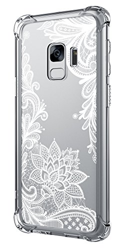 Case for Galaxy S9,Cutebe Shockproof Hard PC+ TPU Bumper Case Scratch-Resistant Cover...