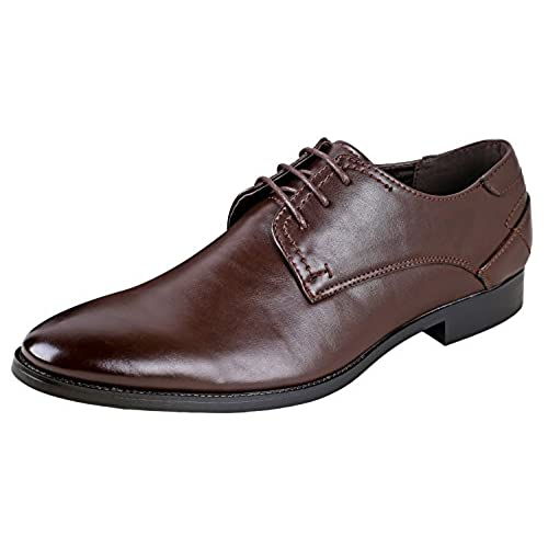 5bebd9196f59 good Urban Fox Men s Vincent Oxford Dress Shoes for Men