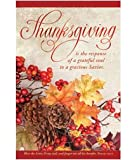 Church Bulletin 11 - Thanksgiving - Thanksgiving is the response...(Pack of 100)