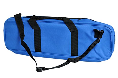 Deluxe Chess Bag   Royal Blue   By Us Chess Federation