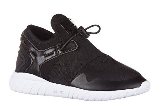 ASFVLT scarpe sneakers donna nuove originale area mid nero