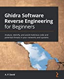 Ghidra Software Reverse Engineering for