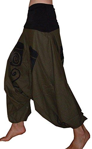 Lotus Moon - Pantalón - para mujer Verde